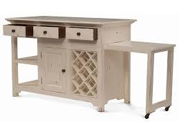napa kitchen island bramble aries napa kitchen island with pullout table zak s