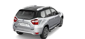nissan india nissan terrano awd launch in india in 2015