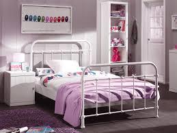 chambre london ado fille lit en métal london pour un style industriel de 120 x 200 so nuit