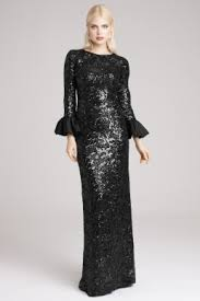 Black Cocktail Dresses With Sleeves Mother Of The Bride Dresses Teri Jon