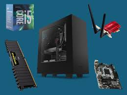 how to build a gaming pc parts you u0027ll need and where to buy them