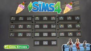 thai the sims 4 cool kitchen stuff ร ว วไอเท มเด นๆ ในแพ ค