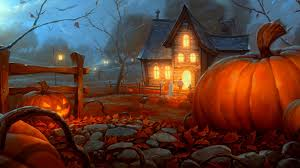 halloween trees background hd elegant halloween background