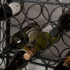 Longaberger Bakers Rack Amazon Com Metal Bakers Rack With Wine Storage Wine Glass