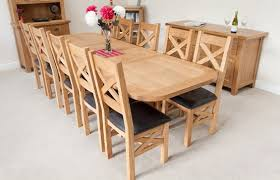 dining room table for 12 dining table 12 seater oak dining table table ideas uk