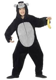 Bigfoot Halloween Costume Kids Gorilla Costumes U0026 Suits Kids U0026 Adults Halloweencostumes