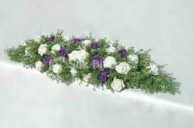 table top flower arrangements top table wedding flowers purple vintage wedding bouquet top