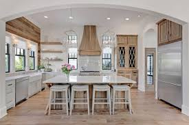 farmhouse kitchens ideas 20 farmhouse kitchens for fixer style industrial flare