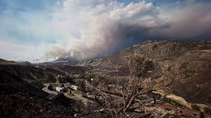 Bc Wildfire Data by B C Orders More People To Evacuate As Wildfire Situation