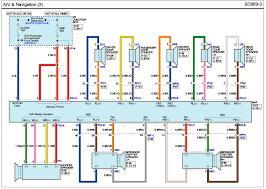 ex speaker color wiring