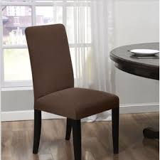 Striped Dining Chair Slipcovers Kitchen U0026 Dining Chair Covers You U0027ll Love Wayfair