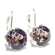 are leverback earrings for pierced ears cheap swarovski vintage earrings find swarovski vintage