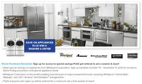 washer dryer black friday deals win a whirlpool washer u0026 dryer from purex u2013 the bandit lifestyle
