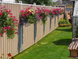 best 25 fence planters ideas on pinterest wooden garden