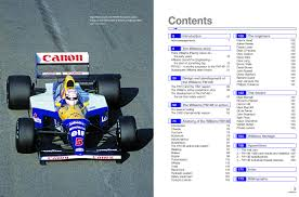 williams fw14b manual 1992 all models steve rendle