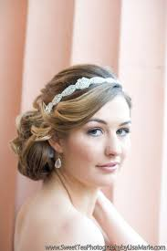 headbands for hair best 25 updo with headband ideas on hairstyles with