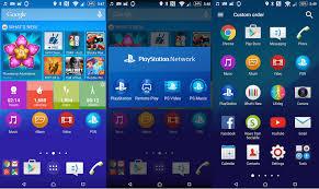 network apk app 4 3 sony playstation network