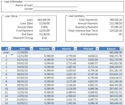 personal loan amortization table easylovely personal loan amortization table l66 about remodel