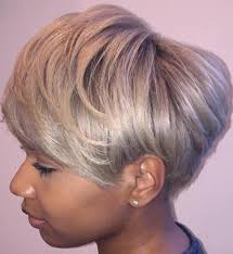 ladies hairstyles short on top longer at back 80 amazing short hairstyles for black women bun braids