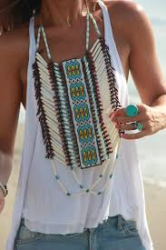 Native American Inspired Clothing To Review Native American Breastplates From Tribal And Western