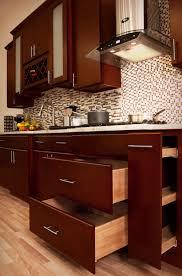 dark shaker kitchen cabinets kitchen kitchen cabinet organizers cherry shaker cabinets