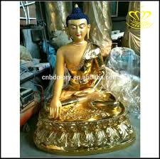 list manufacturers of gold plated large buddha statue buy gold