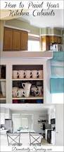 How Paint Kitchen Cabinets How To Paint Your Kitchen Cabinets Domestically Speaking