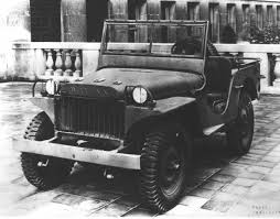 ford pygmy military