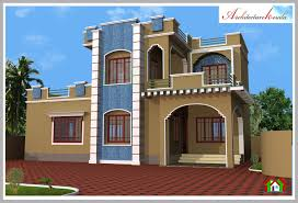 floor planviews and interiors of bedroom villa kerala with