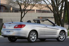2010 chrysler sebring warning reviews top 10 problems