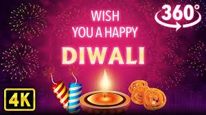 happy diwali 2016 4k 360 degree diwali special