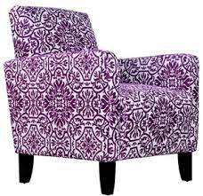 Purple Armchair Favorite Finds Accent Pieces