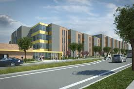 hospital hill residential life