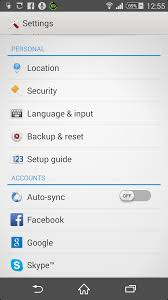manage android smartphone apps use my location