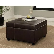 dark brown storage ottoman dark brown leather ottoman popular cheap round storage find with