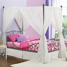 Curtains For Canopy Bed Canopy Bed Curtains Inspiration Walsall Home And Garden Design