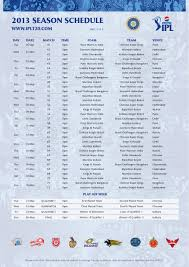 2016 ipl match list ipl 6 match schedule sankar s blog