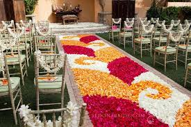 petal aisle runner petal aisle runner for outdoor weddings