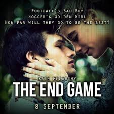 The End Game by Kate McCarthy     Reviews  Discussion  Bookclubs  Lists                                              n