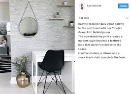 nuwallpaper roundup grey instagram blogger style u2013 poptalk