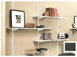 wall ideas topp rax garage storage solutions wall shelves home