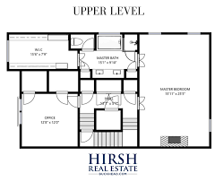 The Lenox Floor Plan by Sold Timeless Townhouse 3127 Lenox Road 27 Buckhead