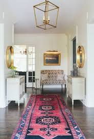 Pink Oriental Rug 20 Sophisticated Ways To Style A Pink Rug U2022 The Perennial Style
