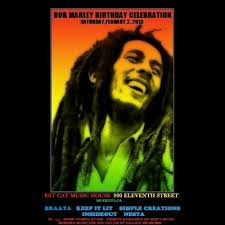 when was bob marley birthday pictures to pin on pinterest pinsdaddy