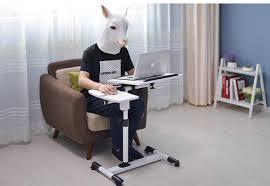adjustable movable laptop table lazy laptop stand folded adjustable laptop desk bedside portable