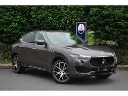 suv maserati price used 2017 maserati levante d v6 for sale in devon pistonheads