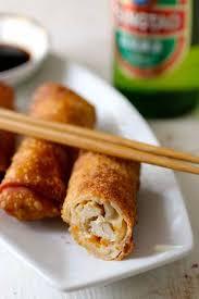cuisine chinoise nems les 25 meilleures idées de la catégorie rouleaux impériaux chinois