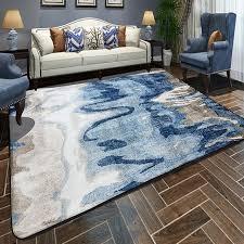 tappeto soggiorno pittura astratta stato pavimento moquette tappeti da