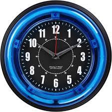 large led digital wall clock us delivery alarm clocks watch