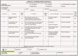 usmc orm worksheet free worksheets library download and print